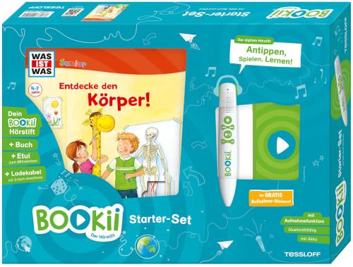Tessloff BOOKii® Starterset WAS IST WAS Junior Entdecke den Körper!