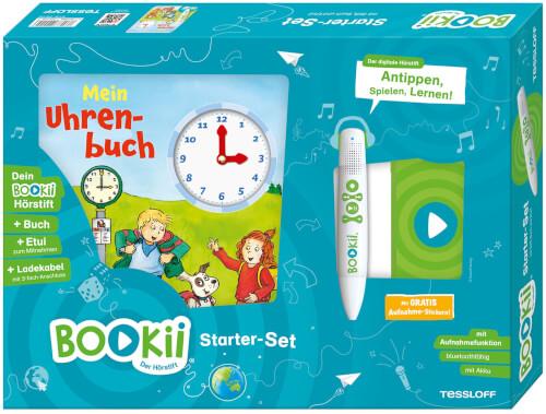 BOOKii® Starterset Mein Uhrenbuch