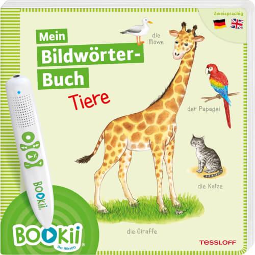 Tessloff BOOKii®. Mein Bildwörterbuch. Tiere