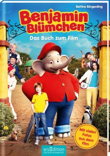 Benjamin Blümchen, Das Buch zum Film