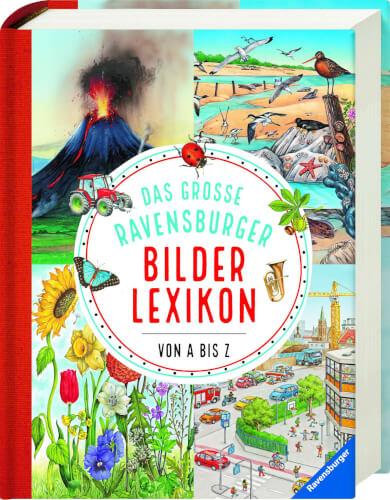 Ravensburger 015849 Große Ravensburger Bilderlexikon A-Z