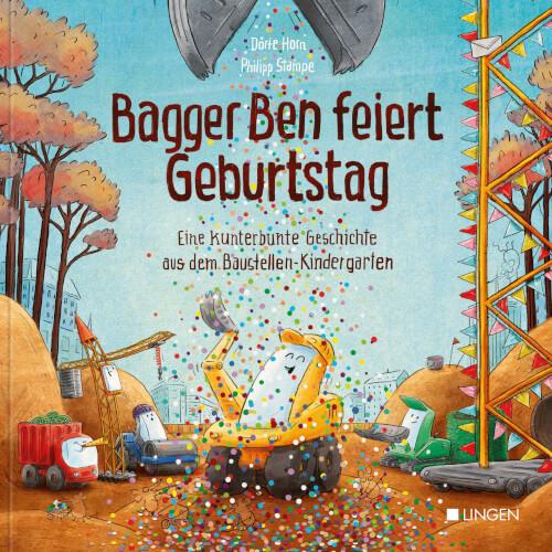 Bagger Ben feiert Ge burtstag