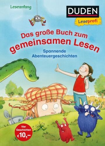 LP Große Buch gemeinsam Lesen Leseanfang