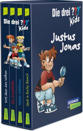 Die drei ??? Kids, 4 Bände im Schuber