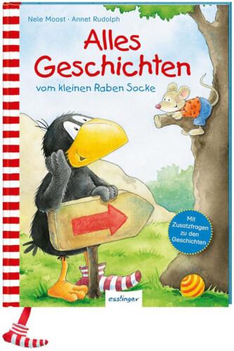 esslinger / Rabe Socke Der kleine Rabe Socke 1: Alles Geschichten vom kleinen Rabe Socke