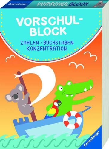 Ravensburger 41607 Vorschulblock - F20
