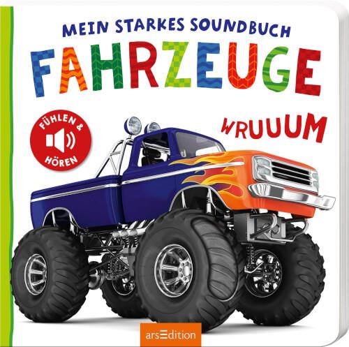 Mein starkes Soundbuch - Fahrzeuge