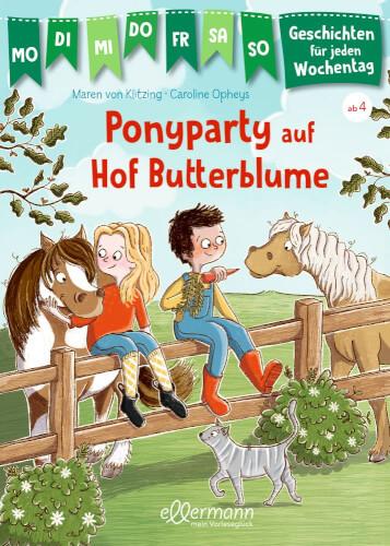 Klitzing, Geschichten Wochentag. Ponyhof