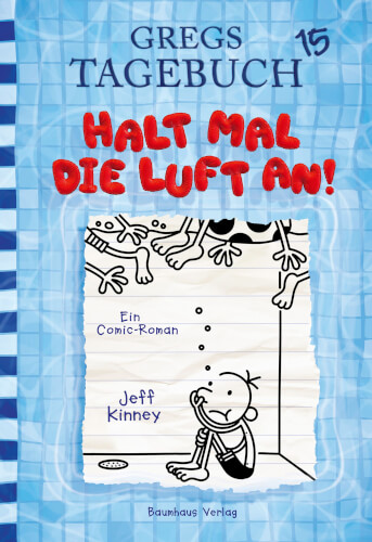 Jeff Kinney, Gregs Tagebuch 15
