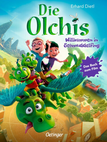 Die Olchis. Willkommen in Schmuddelfing