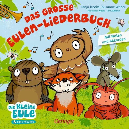 Weber, Das große Eulen-Liederbuch