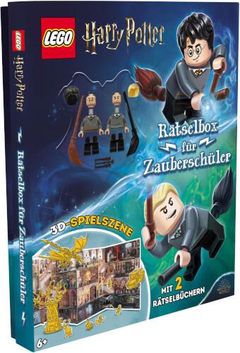 LEGO® Harry Potter# Rätselbox für Zauberschüler