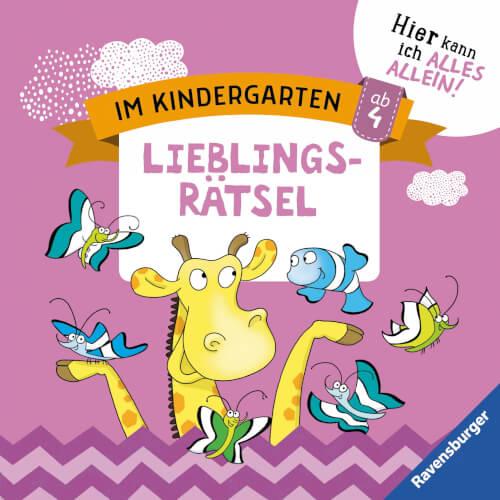 Ravensburger 41617 Im Kindergarten: Lieblingsrätsel