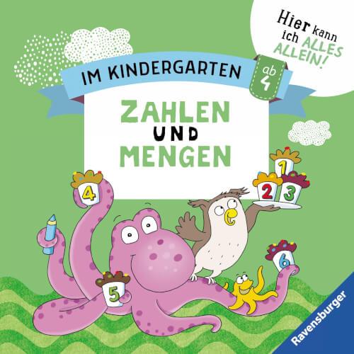 Ravensburger 41618 Im Kindergarten: Zahlen und Mengen