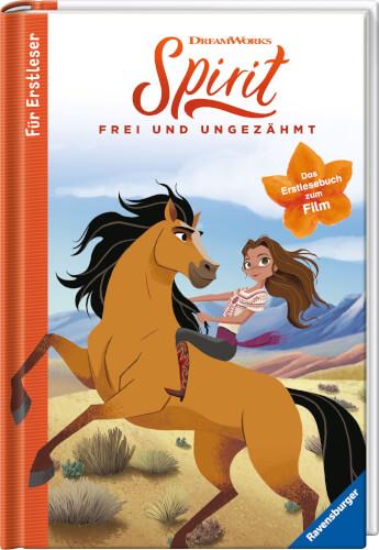 Ravensburger 49622 Spirit: Das Erstlese-Buch zum Film