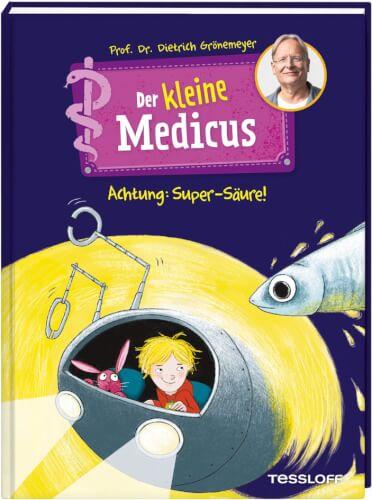 Tessloff Der kleine Medicus. Band 2: Nano taucht ab