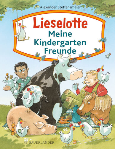 Lieselotte ? Meine Kindergartenfreunde