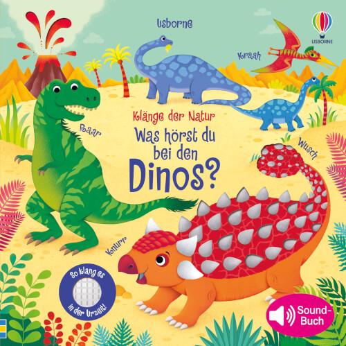 Klänge der Natur: Was hörst du bei den Dinos?