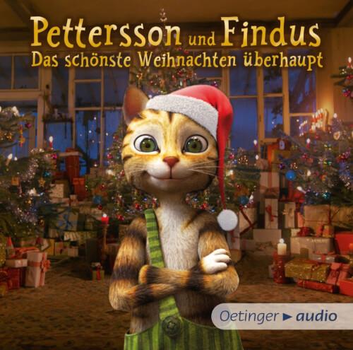 Pett. + Findus Weihnachten CD (Film)