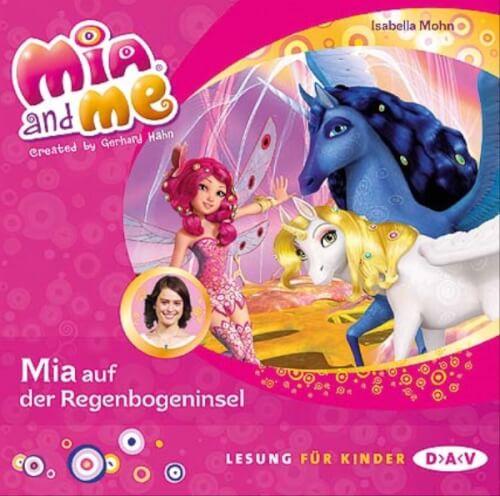 CD Mia and me 24: Regenbogen