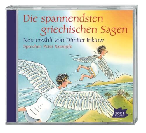 Inkiow, Spannendsten gr. Sagen CD