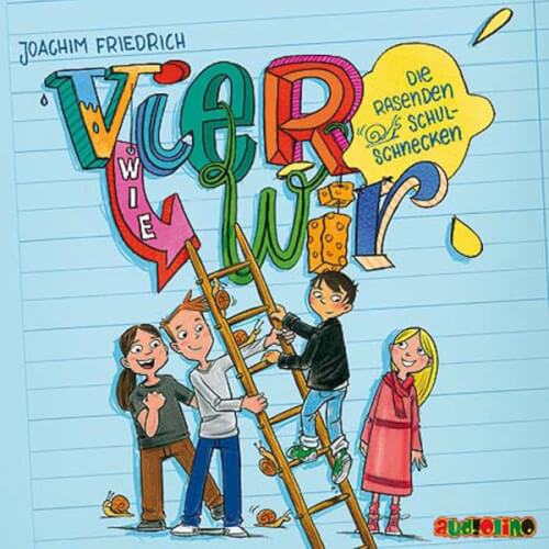 CD Vier wie wir: Schulschn.
