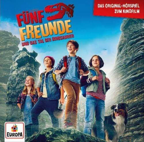 Fünf Freunde und das Tal der Dinosaurier - Das Original-Hörspiel zum Kinofilm (CD)