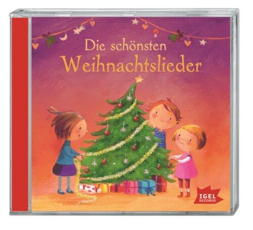 Die schönsten Weihnachtslieder CD