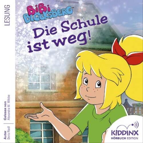 CD Bibi Blocksberg Hörbuch:Schule