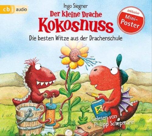 CD Der kleine Drache Kokosnuss: Beste Witze