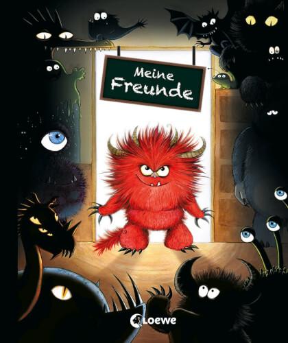 Loewe Meine Freunde (Monster)