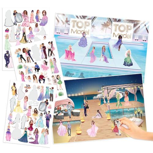 TOPModel Glamour Stickerworld