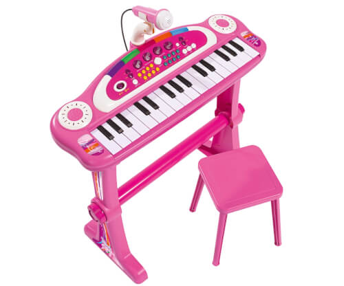 My Music World Girls Standkeyboard