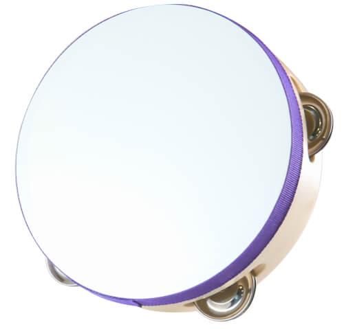 Boogie Bee Tambourine, #15cm
