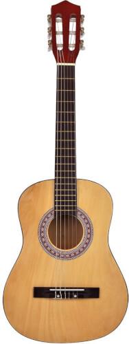 Voggenreiter Kinder-Akustikgitarre, Gitarrengröße 1/2, ab 6 Jahren