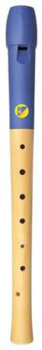 Flute Master (App) mit Holz-Kunststoff-Blockflöte (dt. GW)
