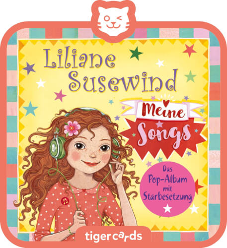 tigercard - Liliane Susewind - Meine Songs