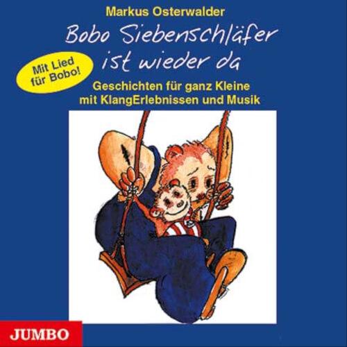 CD Bobo Siebenschläfer ist wieder da, 1 Audio-CD