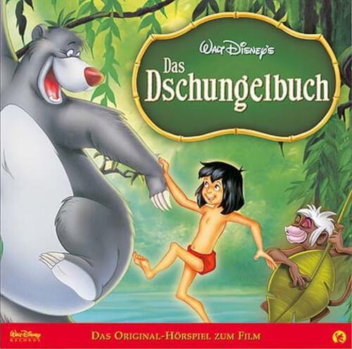 CD Dschungelbuch