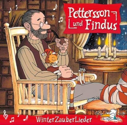 CD  P&F Winterzauberlieder