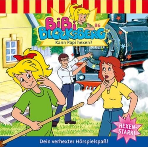 CD Bibi Blocksberg 86