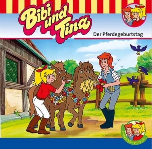 CD Bibi & Tina: Der Pferdegeburstag, Folge 27