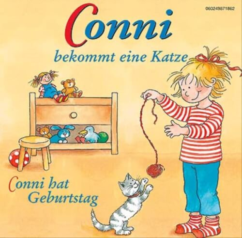 CD Conni: bekommt eine Katze