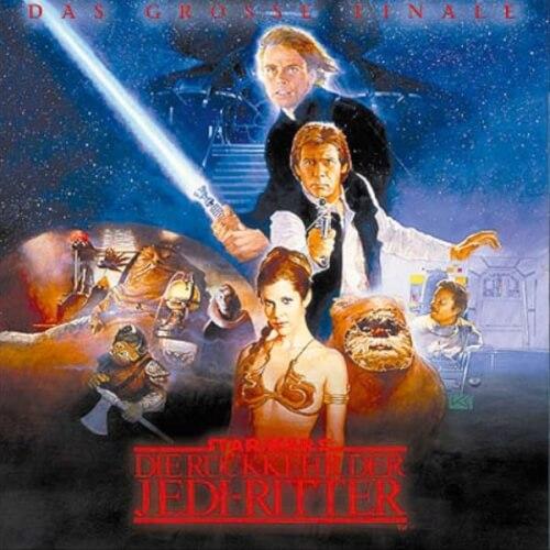 CD Star Wars Episode 6