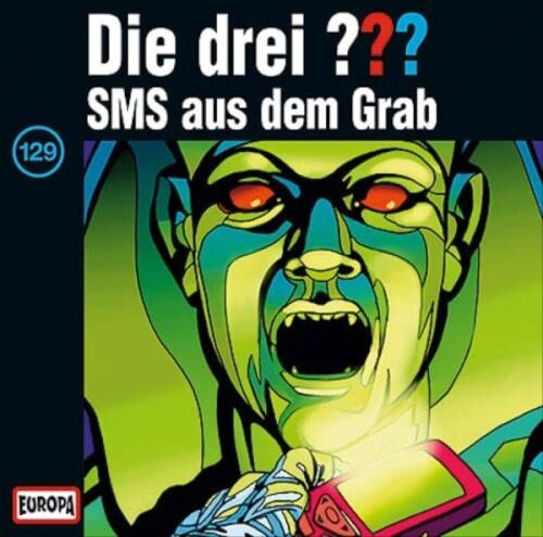 CD Die Drei ???: SMS aus dem Grab, Folge 129