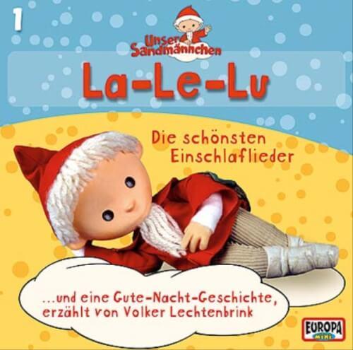 CD Sandmännchen: La-Le-Lu