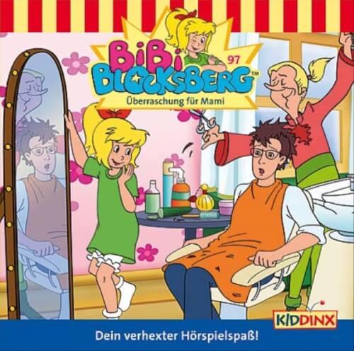 Bibi Blocksberg - Folge 97: Überraschung für Mami (CD)