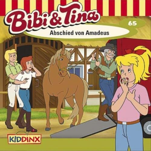 Bibi und Tina - Folge 65: Abschied von Amadeus (CD)