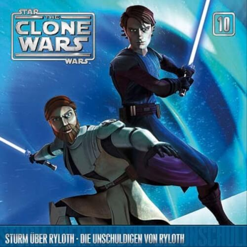 CD Star Wars -  The Clone Wars 10