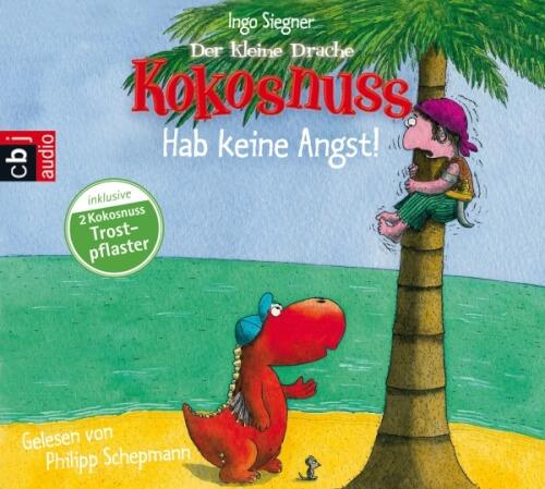CD Der kleine Drache Kokosnuss CD Hab keine Angst